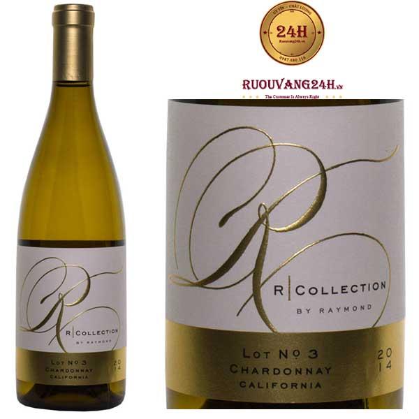 Rượu Vang Raymond R Collection Chardonnay