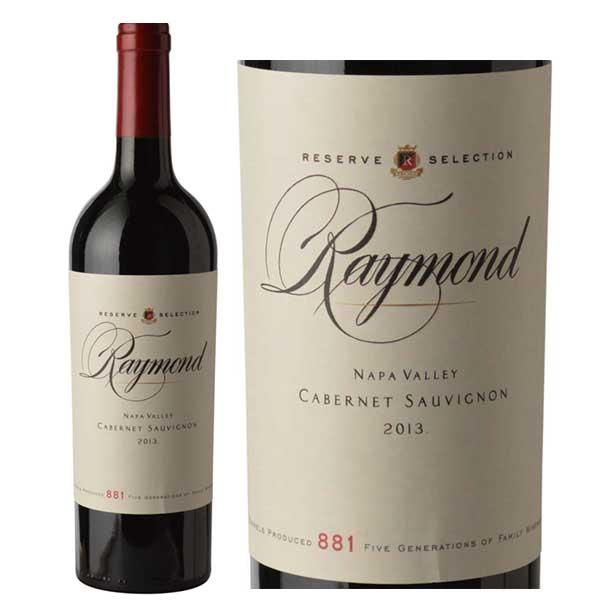 Rượu Vang Raymond Reserve Selection Collection Merlot