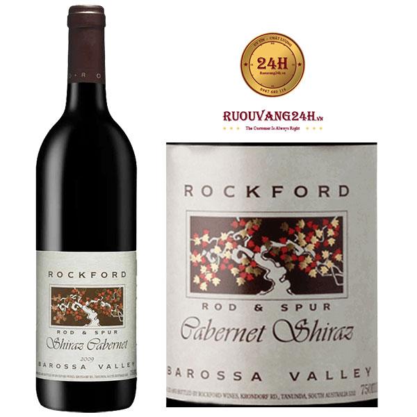 Rượu Vang Rockford Rod & Spur