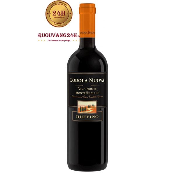 Rượu Vang Ruffino Lodola Nuova