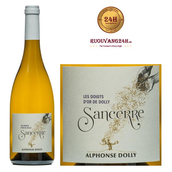 Rượu Vang Sancerre Alphonse Dolly Blanc