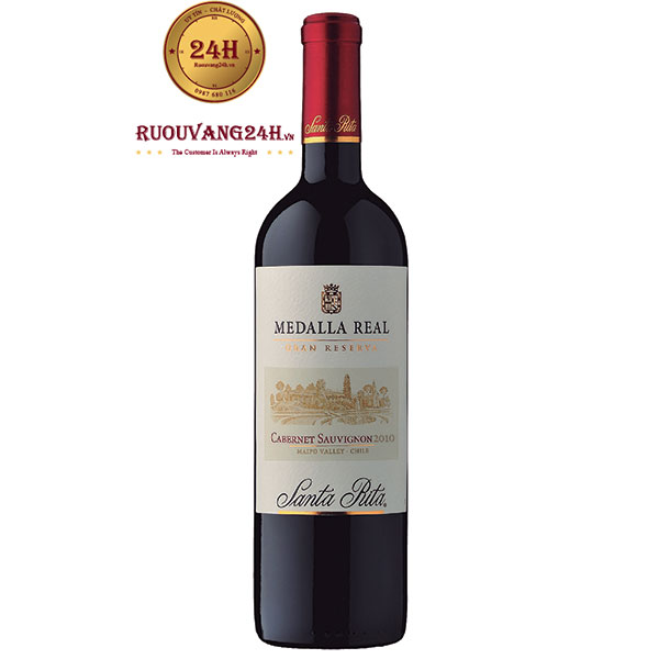 Rượu Vang Santa Rita Medalla Real