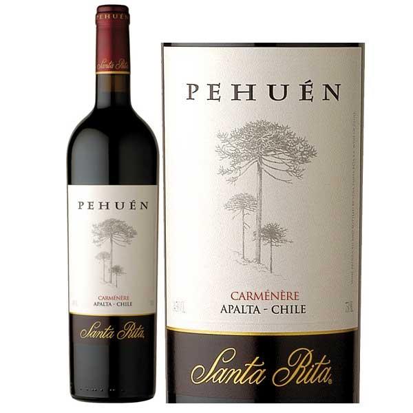 Rượu Vang Santa Rita Pehuen