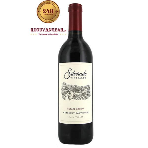 Rượu Vang Silverado Cabernet Sauvignon