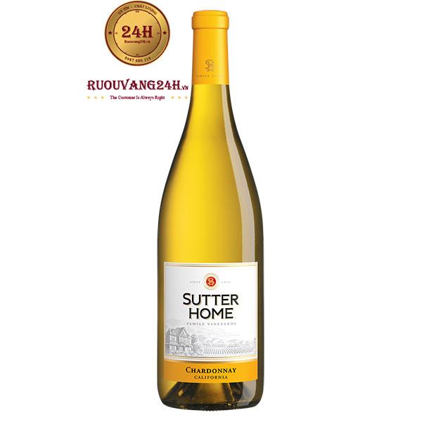 Rượu Vang Sutter Home Chardonnay