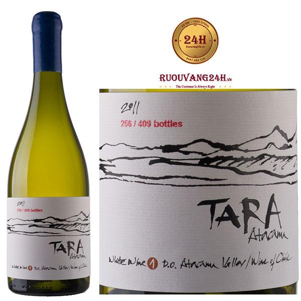 Rượu Vang Tara Atacama Chardonnay