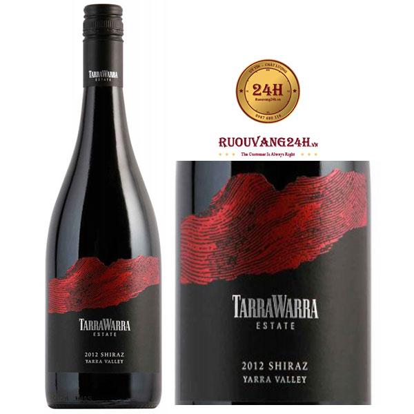 Rượu Vang TarraWarra Estate Hunters Shiraz Merlot