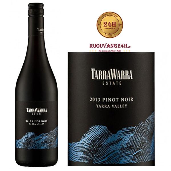 Rượu Vang TarraWarra Estate Pinot Noir