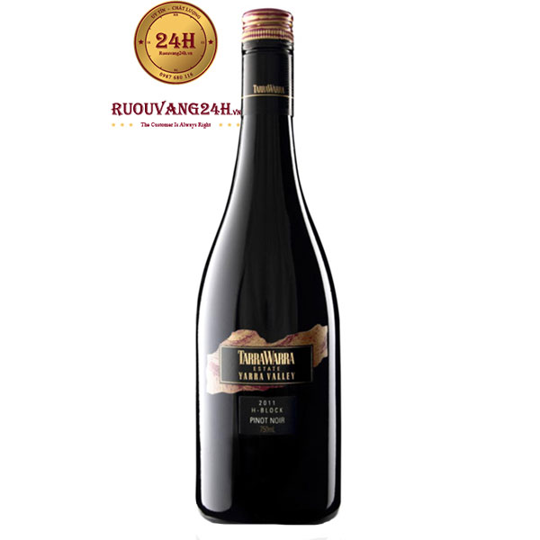 Rượu Vang TarraWarra Single Vineyard H-Block Pinot Noir