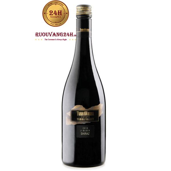 Rượu Vang TarraWarra Single Vineyard J-Block Shiraz