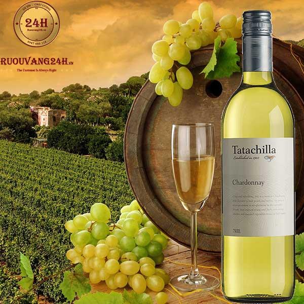 Rượu Vang Tatachilla Chardonnay
