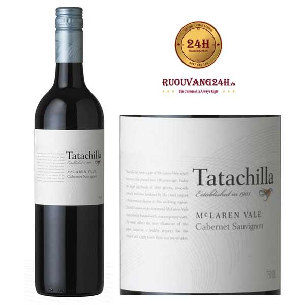 Rượu Vang Tatachilla McLaren Vale Cabernet Sauvignon