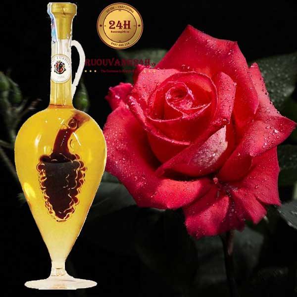 Rượu Vang Tokaji Furmint White Carafe