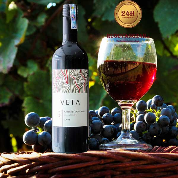 Rượu Vang Veta Cabernet Sauvignon