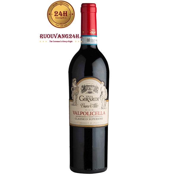 Rượu Vang Ý Villa Girardi Ripasso Buro Alto
