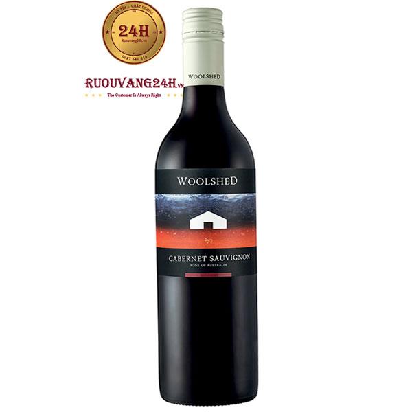 Rượu Vang Woolshed Cabernet Sauvignon