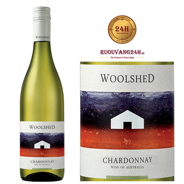 Rượu Vang Woolshed Chardonnay