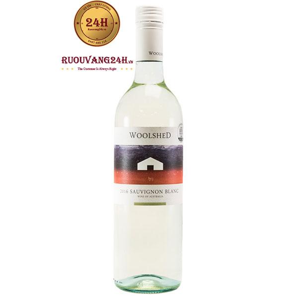 Rượu Vang Woolshed Sauvignon Blanc