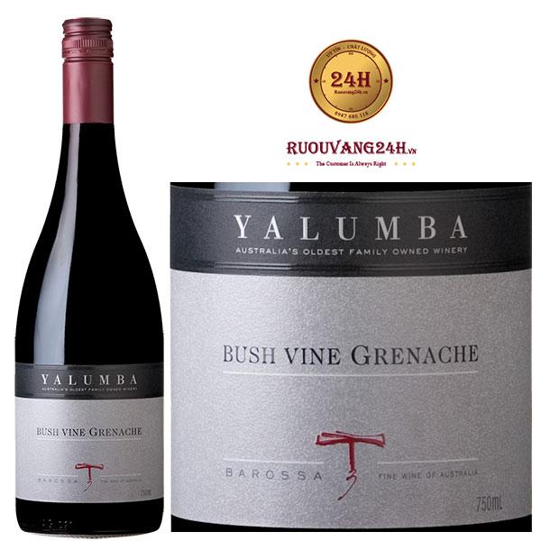Rượu Vang Yalumba Barossa Bush Vine Grenache
