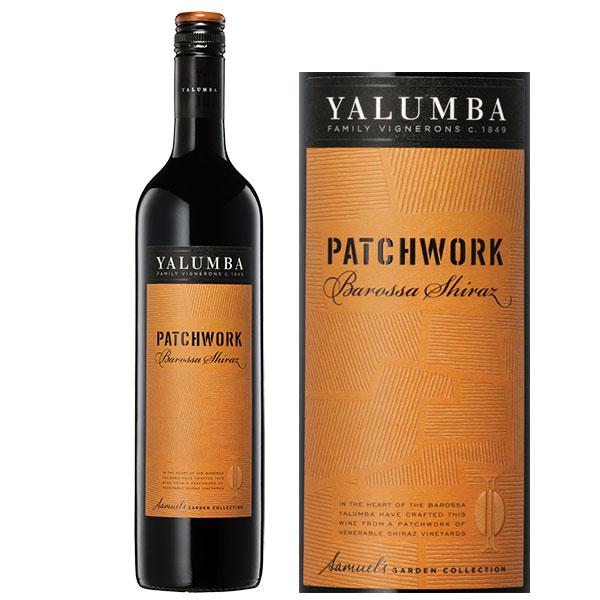Rượu Vang Yalumba Barossa Patchwork Shiraz