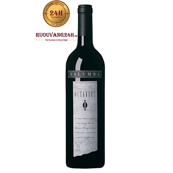Rượu Vang Yalumba The Octavius