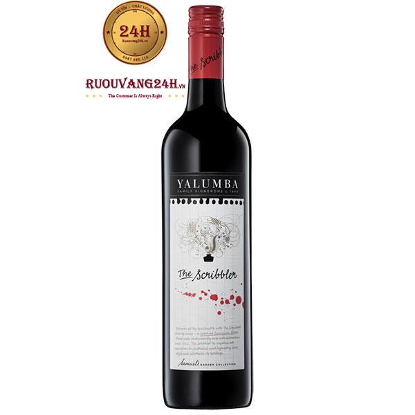 Rượu Vang Yalumba The Scribbler Cabernet Shiraz