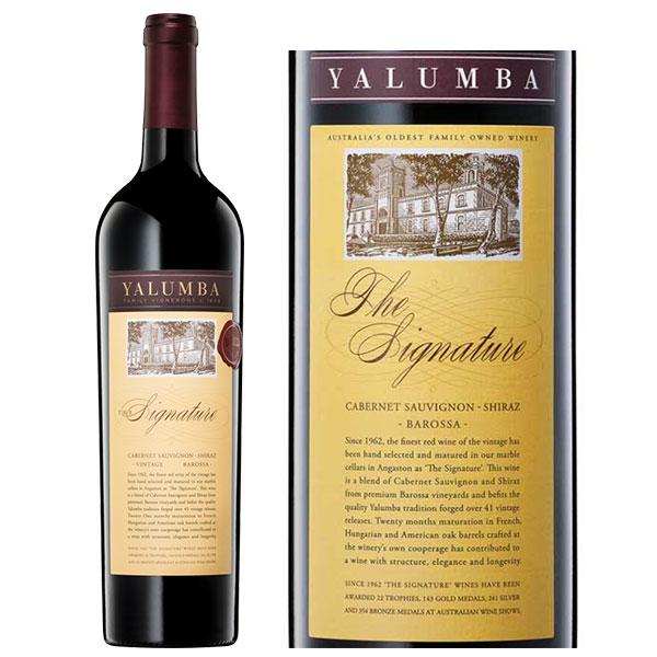 Rượu Vang Yalumba The Signature