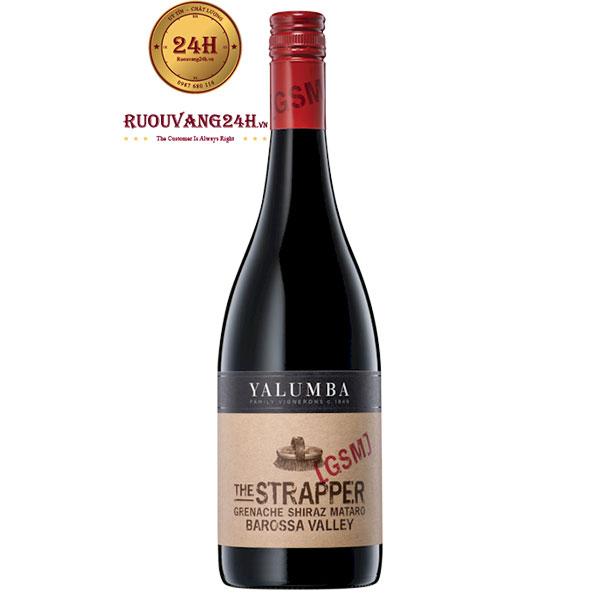Rượu Vang Yalumba The Strapper GSM