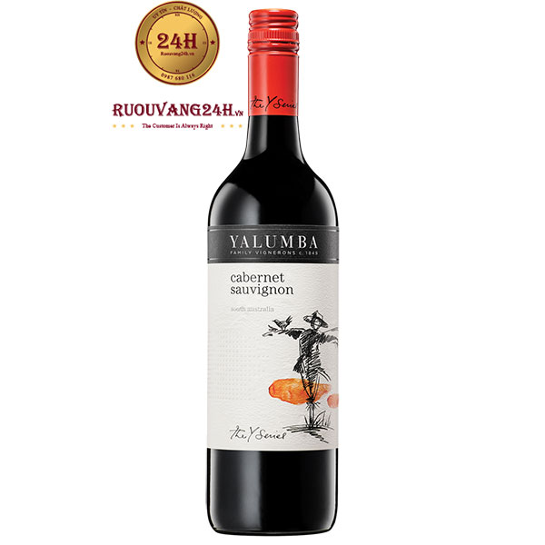 Rượu Vang Yalumba Y Series Cabernet Sauvignon