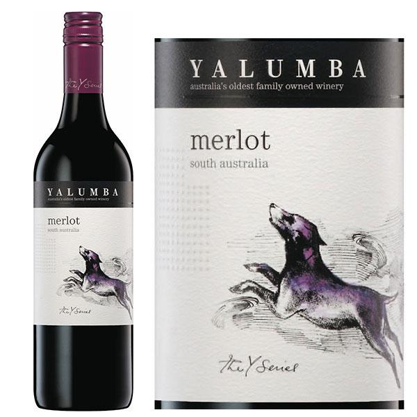 Rượu Vang Yalumba Y Series Merlot