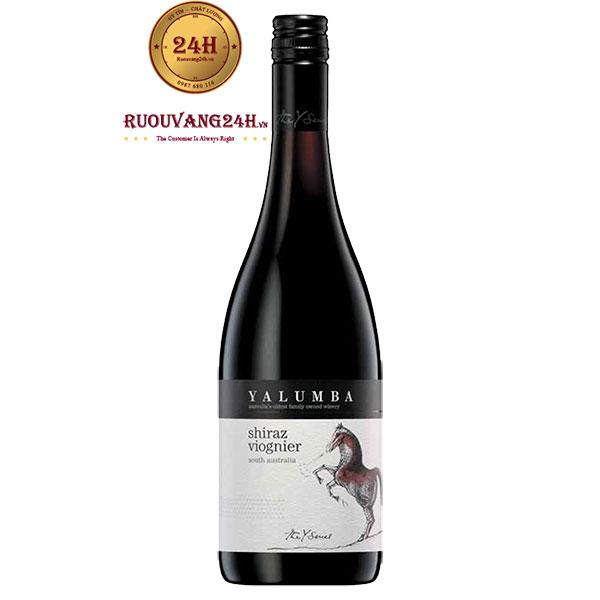 Rượu Vang Yalumba Y Series Shiraz Viognier