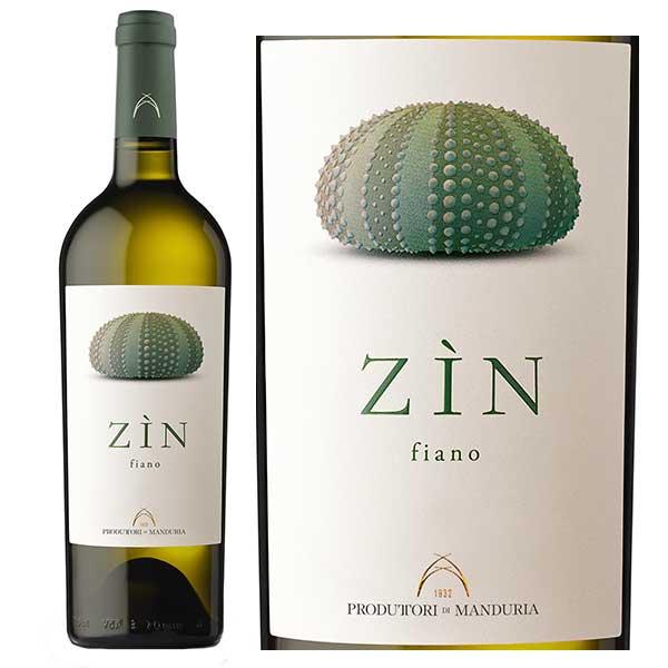 Rượu Vang Zin Salento Fiano