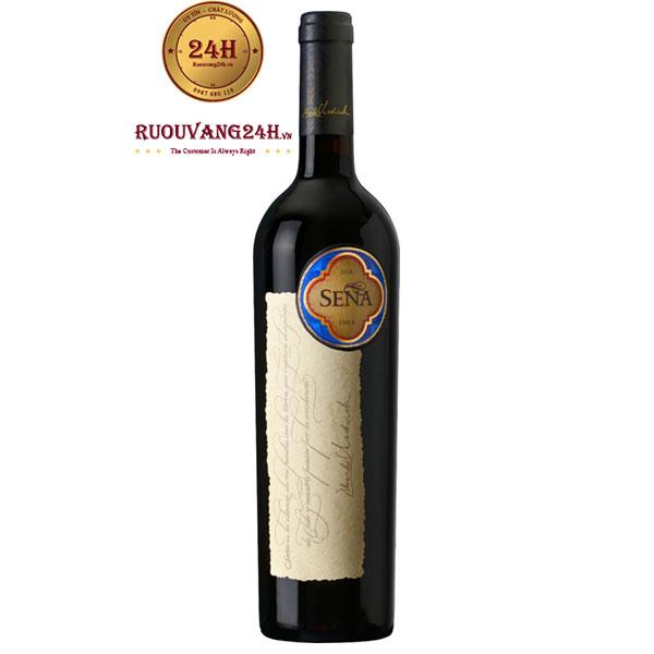 Rượu Vang SENA – Vang Đỏ Chile Hảo Hạng