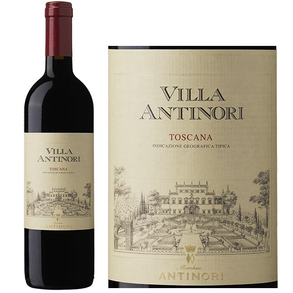"""Rượu vang Antinori """"Villa Antinori"""" Toscana IGT"""