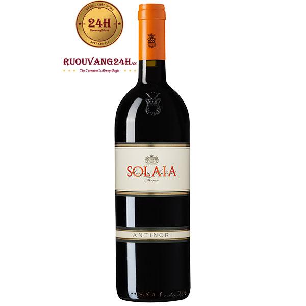 Rượu Vang SOLAIA Antinori