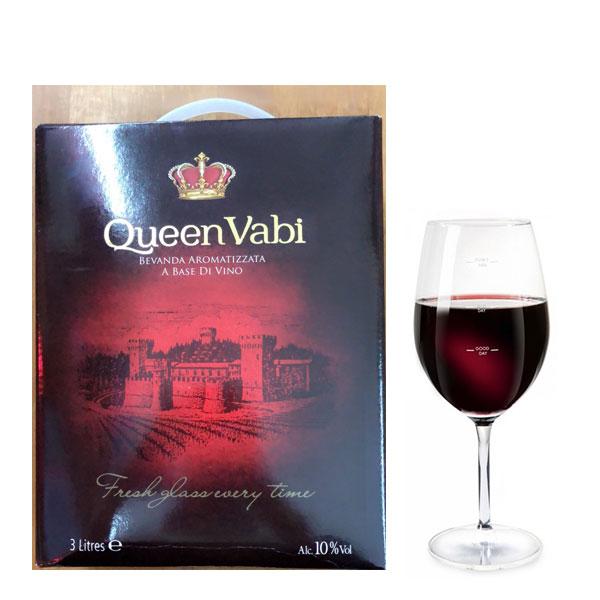 Rượu vang BịchQueen Vabi