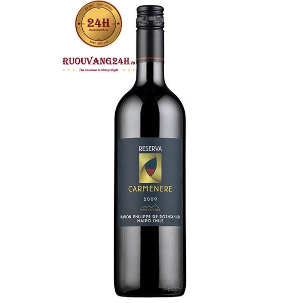Rượu vang Baron Philippe de Rothschild – Reserva Carmenere