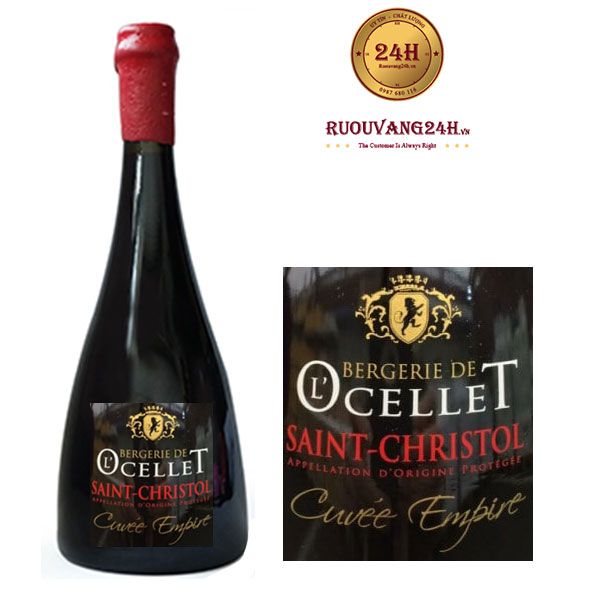 Rượu vang Bergerie de L'Ocellet