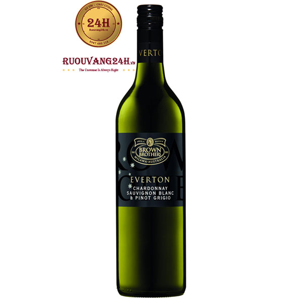 Rượu Vang Brown Brothers Everton White