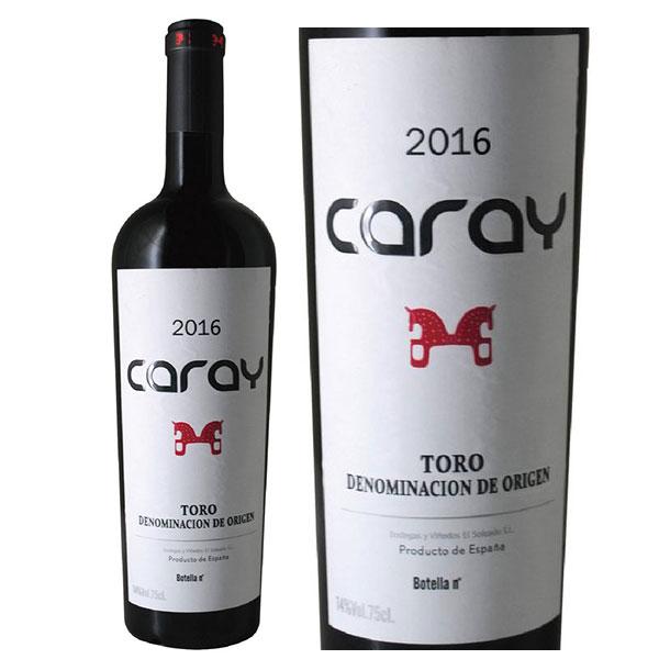 Rượu vang Caray Tinta de Toro 6 Tháng