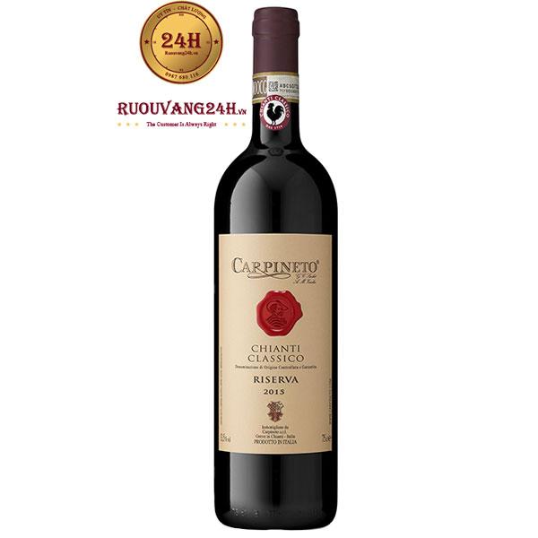 Rượu vang Carpineto Chianti Classico Riserva