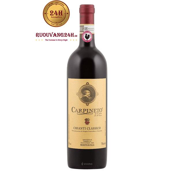 Rượu Vang Carpineto Chianti Classico