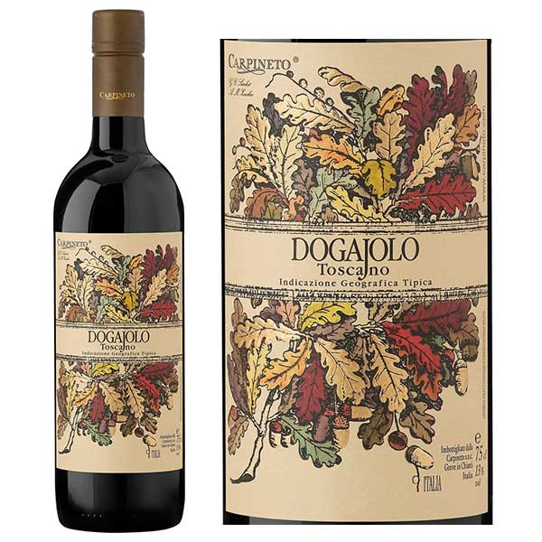 Rượu vang Carpineto Dogajolo Sangiovese