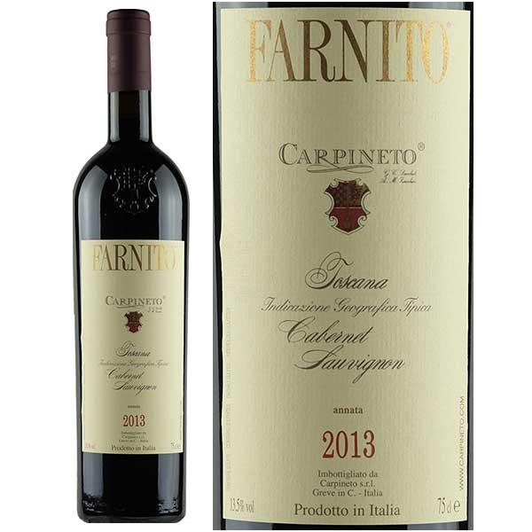 Rượu vang Carpineto Farnito Cabernet SauvignonRượu vang Carpineto Farnito Cabernet Sauvignon