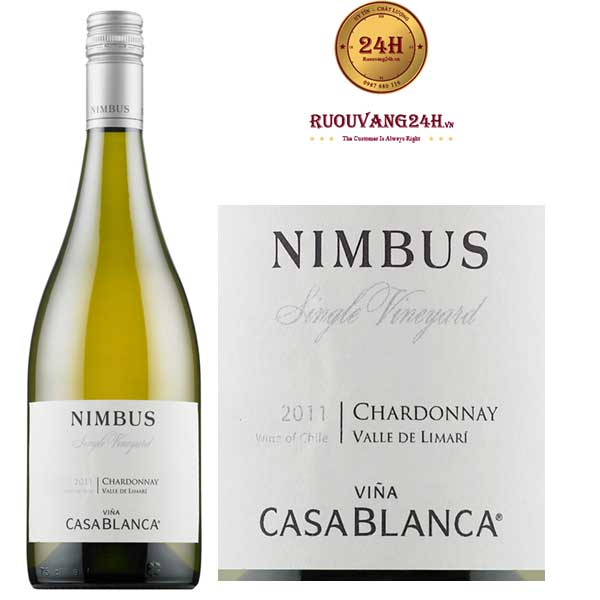 Rượu Vang Nimbus Single Vineyard Chardonnay