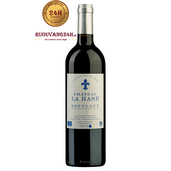 Rượu vang Château La Hase Bordeaux
