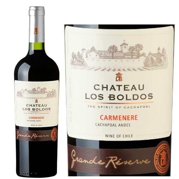 Rượu vang ChâteauLos Boldos Carmenere