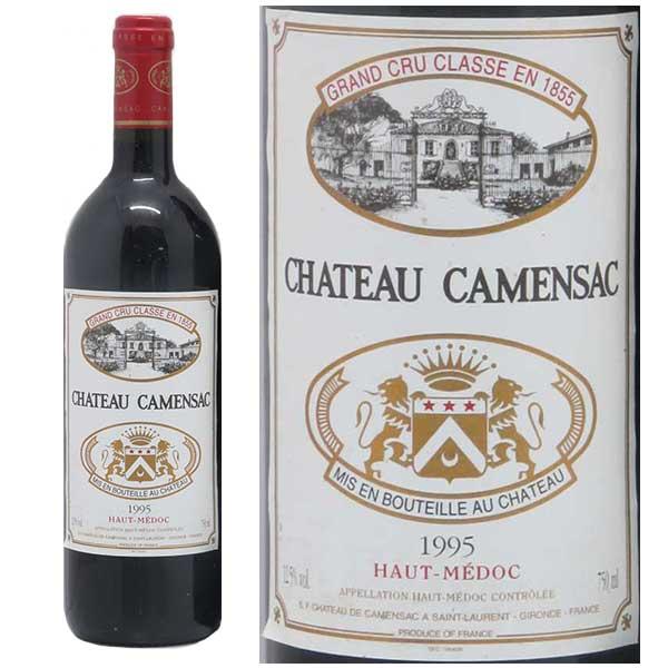 Rượu Vang Chateau Camensac Grand Cru Classe