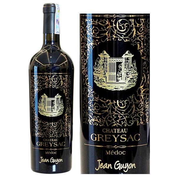 Rượu vang Chateau Greysac Blend Collection Jean Guyon