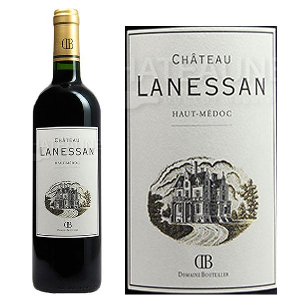 Rượu vang Chateau Lanessan Haut-Medoc